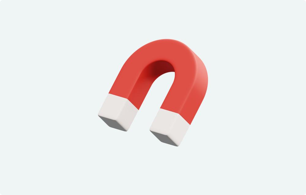 Brave Factor Magnet icon