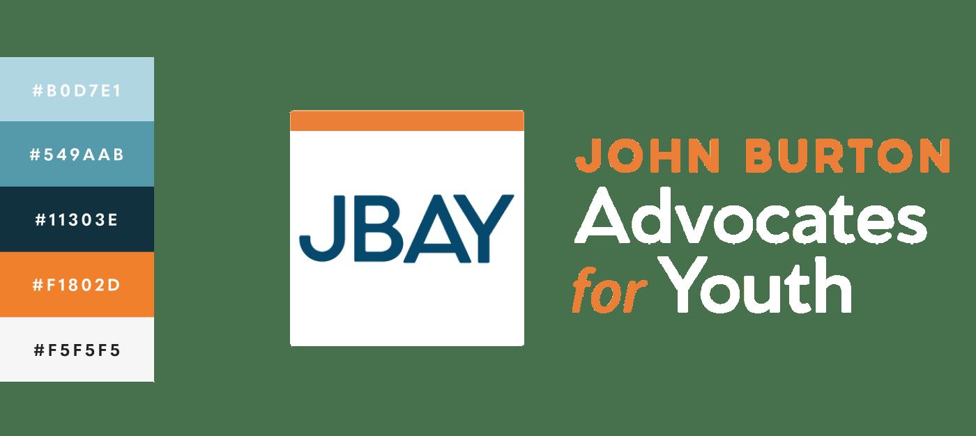 Brave Factor JBAY logo breakdown