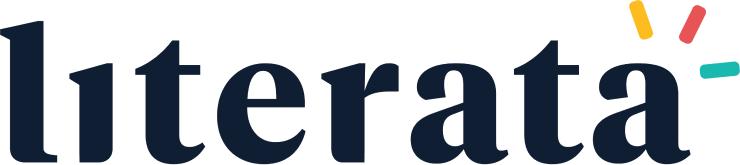 Brave Factor Branding & logo design for nonprofit Literata
