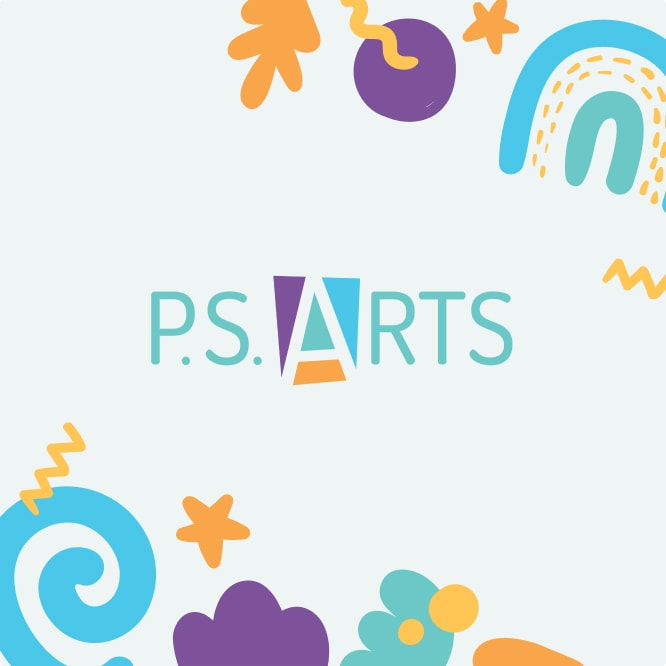 Web development for art education nonprofits P.S. Arts