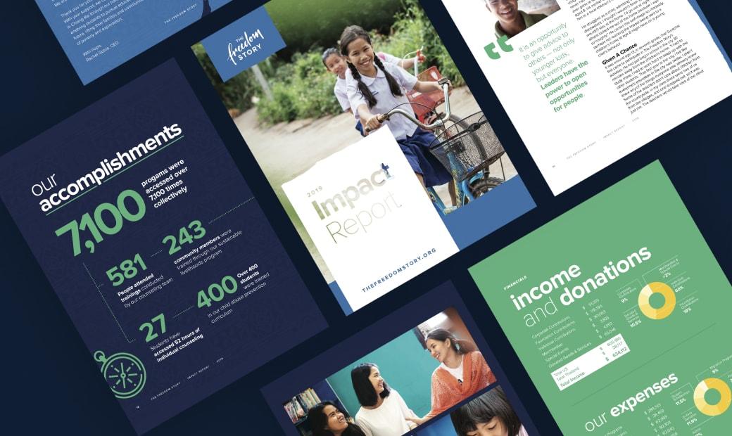 Graphic Design Services for Nonprofits & Social Enterprises