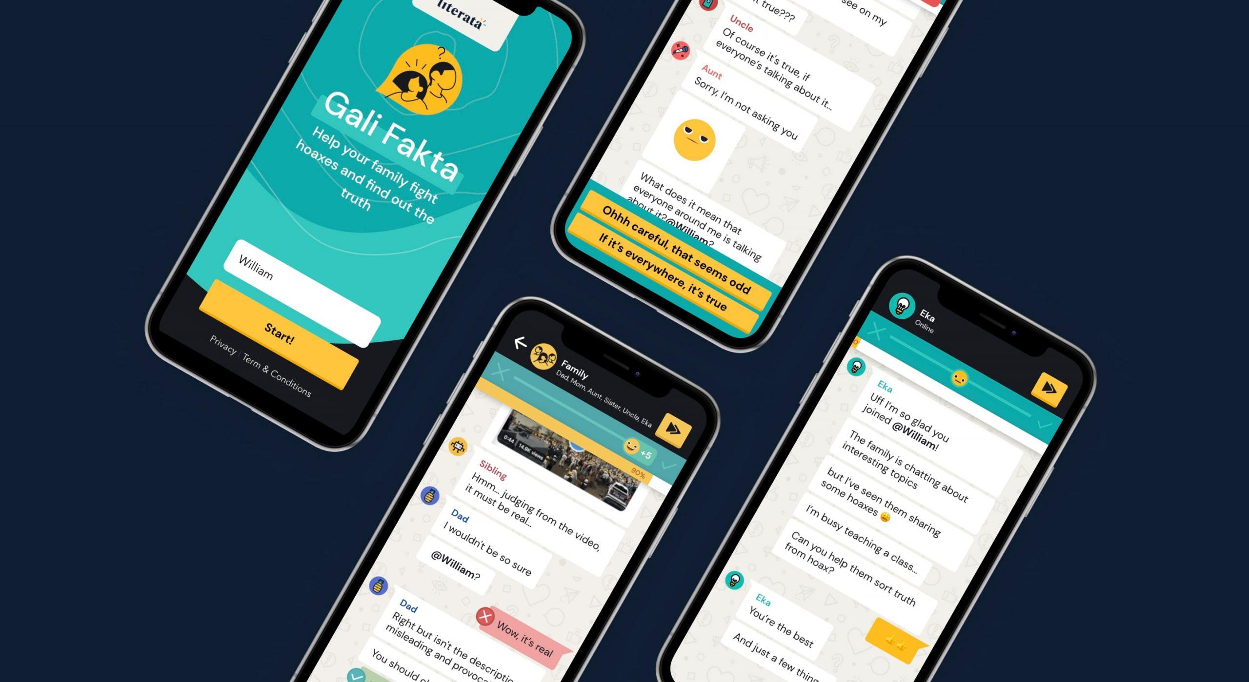 Brave Factor Web app development showcase